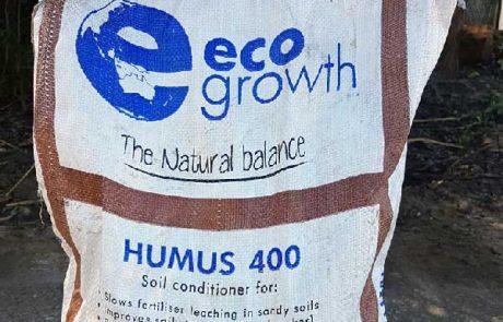 Humus 400 - 20lt covers 50m2